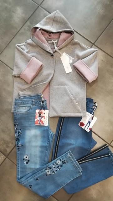 Jeans-Donna-Prato