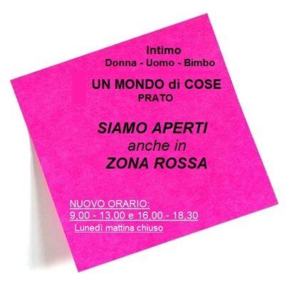 NegoziAperti_ZonaRossa_Prato_Intimo_Pigiami